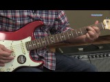 Fender American Standard Stratocaster Electric Guitar Demo - Sweetwater Sound