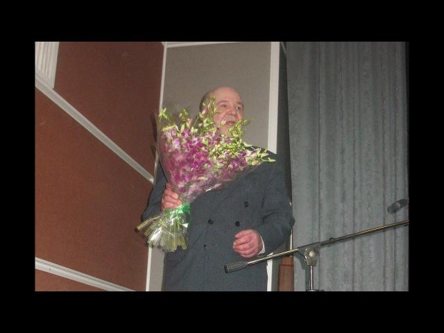 Христианская альтернатива развития России (вечер ВСХСОН 16.05.17.)