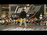 20171021 FUNKY STEP VOL.6 popping Judge Solo(Mo'Higher) Jaygee、Hoan | Danceproject.info