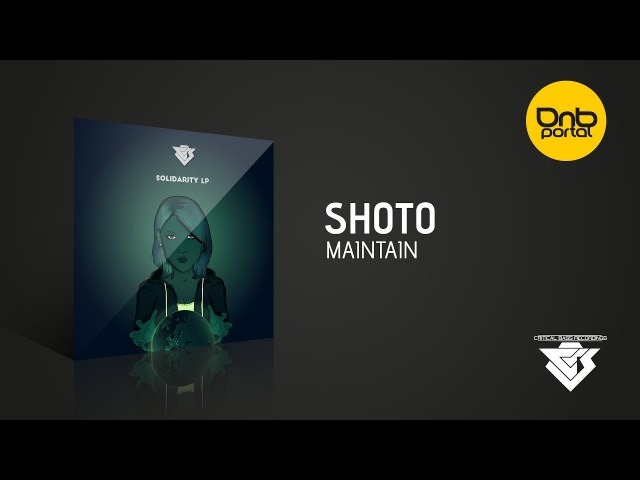 Shoto - Maintain [Critical Bass Recordings]