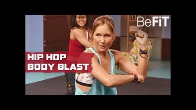Hip Hop Body Blast Cardio Workout Dance Off The Inches