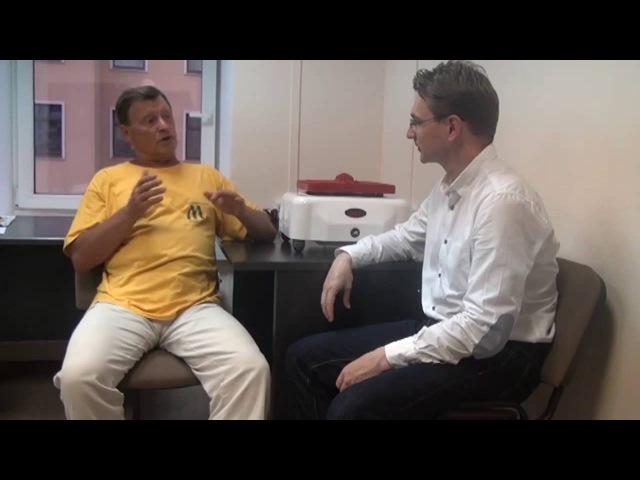 Интервью Александра Самойленко о Кандадзе