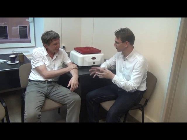 Интервью Коротаева Николая спортивного врача об аппарате Кандадзя
