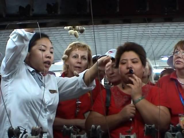 Дистребьютеры компании Кандадзя поездка в Китай
