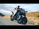 💪 Трицикл Yamaha NIKEN 2018⚡ Чтобы упасть нужно постараться 😈