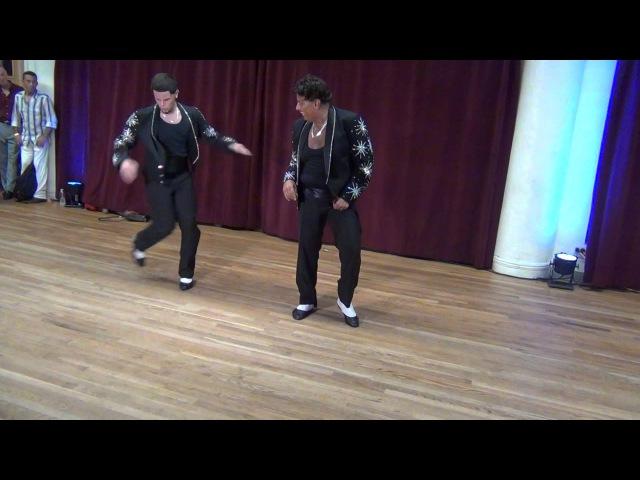 Eddie Torres Eduardo Torres at LVG Salsa Social 6 years Anniversary 2014 [HD]