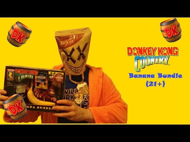 Donkey Kong Country Banana Bundle (21)