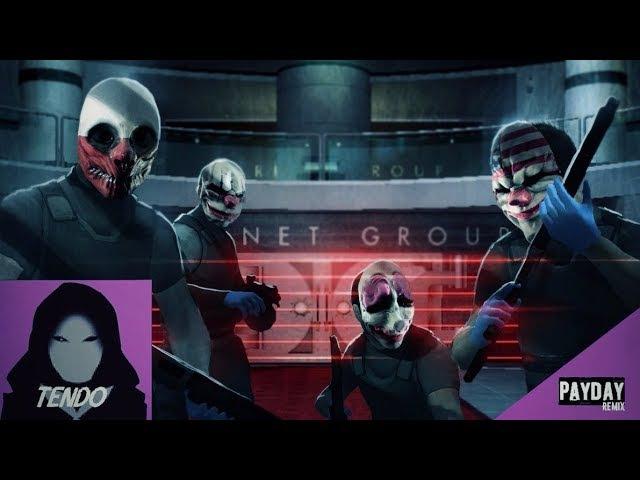 TENDO - Breach Of Security Remix (Original By Simon Viklund).