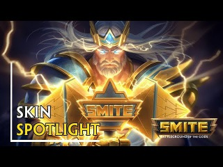 SWC 2018 King Thor Skin Spotlight
