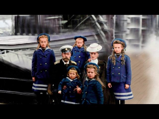 Фильм - Государь Император Николай II. Искупительная жертва
