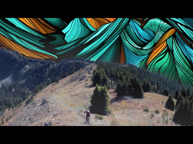 Mountain Bike Meets Painting | Micayla Gatto's Intersection