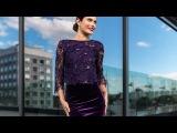 Образ чувственной и яркой женщины в вечернем платье Дита от PAULINE