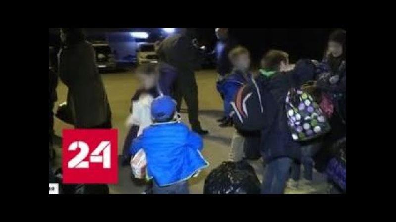 Сирия - Грозный: долгая дорога домой - Россия 24
