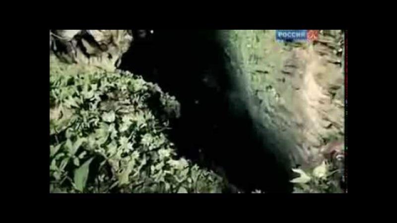 Подземные лабиринты Эквадора