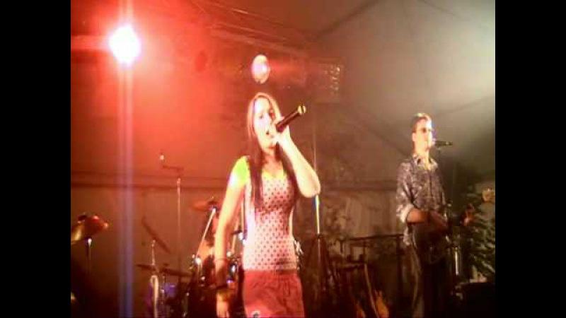 USW Die Partyband - Du Hast Den Farbfilm Vergessen (Nina Hagen / Automobil cover) live 2009, Quellendorf
