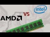Влияние разгона памяти | Intel vs AMD