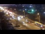 ДТП на перекрестке ул. Дианова, ул. Лисицкого (24.11.2017)