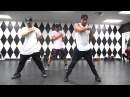 'Turn Up The Music' Chris Brown Dance Mikey Martinez Choreo @aktualize