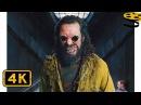 Побег Бориса Животного из Тюрьмы Луна Макс Вступительная Сцена Люди в черном 3 4K ULTRA HD