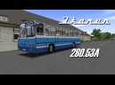 OMSI - Ikarus 280.53A KZNS [WIP - by IkarusSTR]