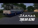 OMSI - Ikarus 260.04 KZNS [WIP - by IkarusSTR]