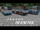 OMSI - Ikarus 260 KZNS Pack