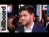 Niall Horan Gives BTS Advice on Coping With Fame in America  AMAs 2017
