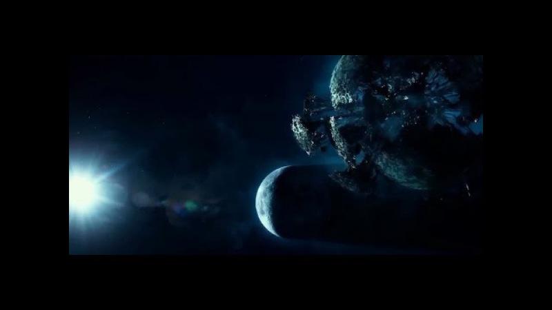 Transformers 5: O Ultimo Cavaleiro - Cybertron Destroi a Lua - Dublado Em HD!