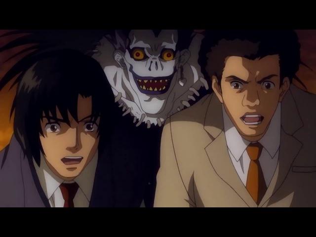 Тетрадь Смерти HD 720p 12 Серия - Любовь «Койгокоро»
