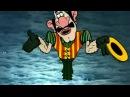 Приключения капитана Врунгеля - Все серии подряд. Часть 2 (7 - 13 серии) / советские мультфильмы