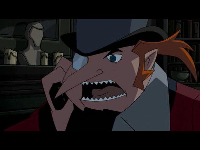 Бэтмен (2004) 11 серия (1 сезон)