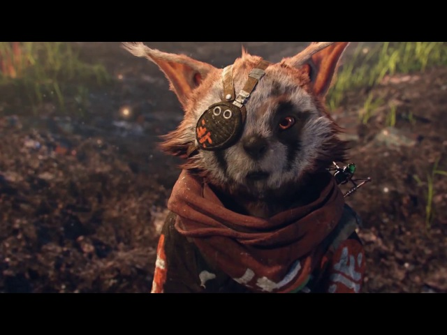 Biomutant - Cinematic Trailer