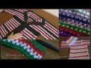 Новичкам Узор для пледа свитера подушки кардигана коврика