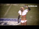 Sexy Lingerie Football Player Chugs A Beer Like Stone Cold Steve Austin!