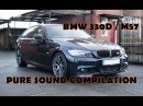 BMW 330D M57 PURE SOUND COMPILATION