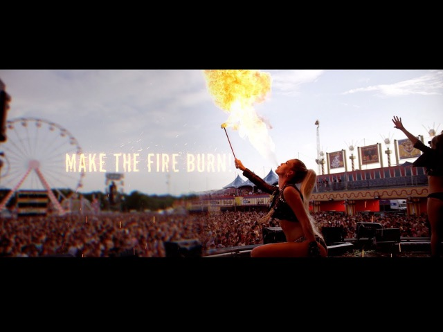 Psyko Punkz - Make The Fire Burn (Official Videoclip) » Freewka.com - Смотреть онлайн в хорощем качестве