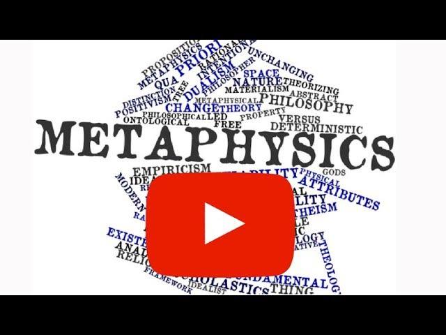 Лекции по метафизике. Лекция 3/17. Постмодернизм против метафизики.