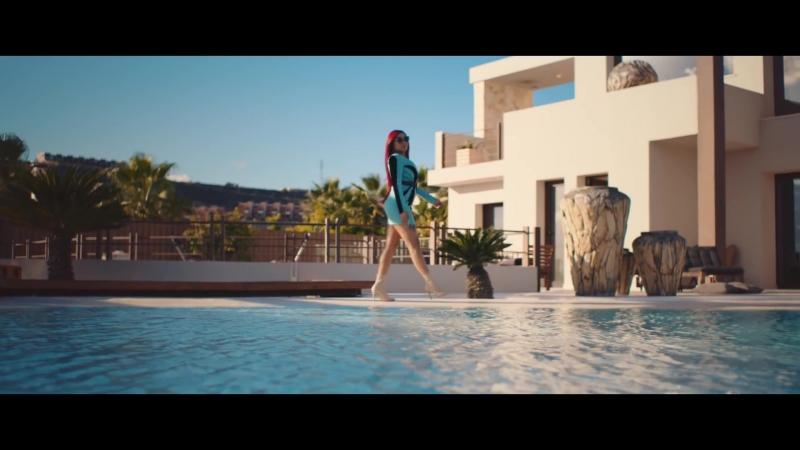 Frenna Diquenza ft. Latifah - Wanna Be Mine (Official Video)
