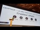 DApps Cryptaur - Dmitriy Buriak Vietnam