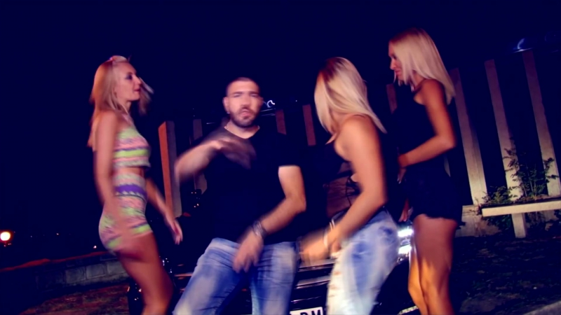 Ivan Gavrilovic feat. Pasha Shone Matt - Plava dama (2017)