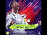 FIFA 18 c подпиской EA Access на Xbox One и Origin Access на ПК