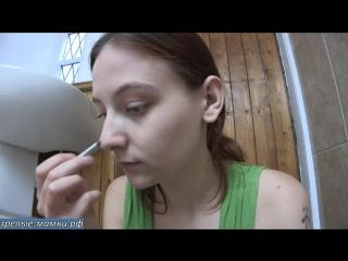 Mature видео : Молодая мамка собирается на свидания с пожилым мужчиной  - no порно