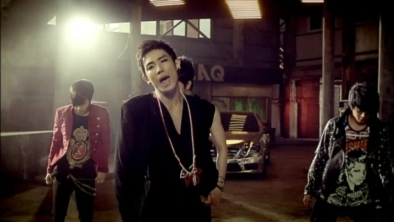 [Full HD] 엠블랙(MBLAQ) - 모나리자(MONA LISA) M-V Stage Dance ver