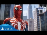 Spider-Man — геймплей   E3 2017