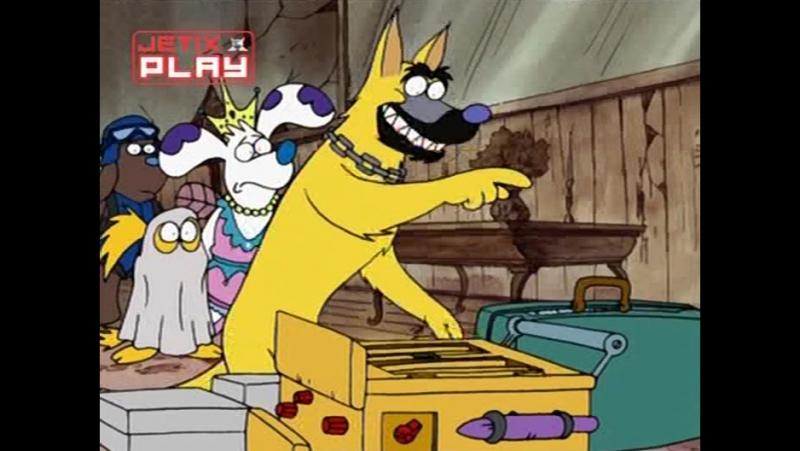 Секретные материалы псов-шпионов 2.5 (18) Крик (Howl) / Тринадцатый ( Thirteen) The Secret Files of the Spy Dogs
