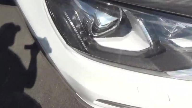 Битый и смотанный хлам - Volkswagen Touareg
