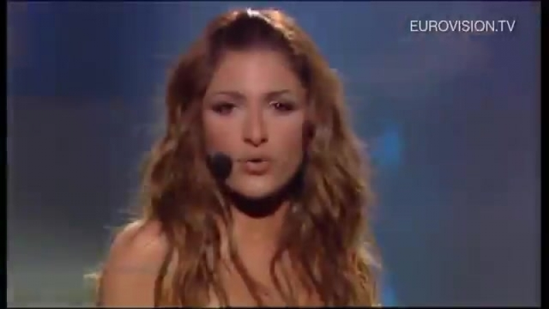 Helena Paparizou My Number One Greece 2005 Eurovision Song Contest