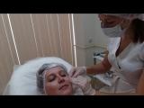 Инъекции препарата Диспорт в институте красоты LETE