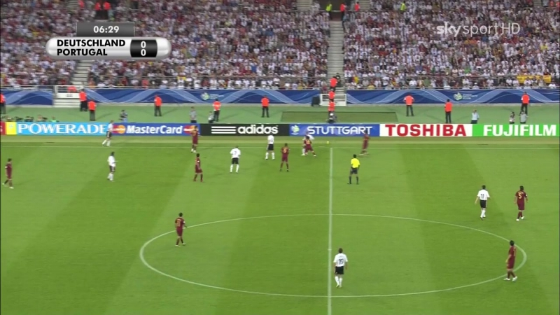 FIFA 2006 3rd Place Germany Portugal 720p 1st
