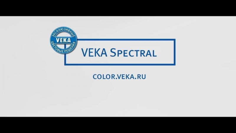 VEKA SPEСTRAL Anthrazit Ultramatt
